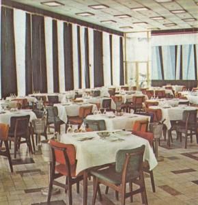 Sala restaurant Cotnari